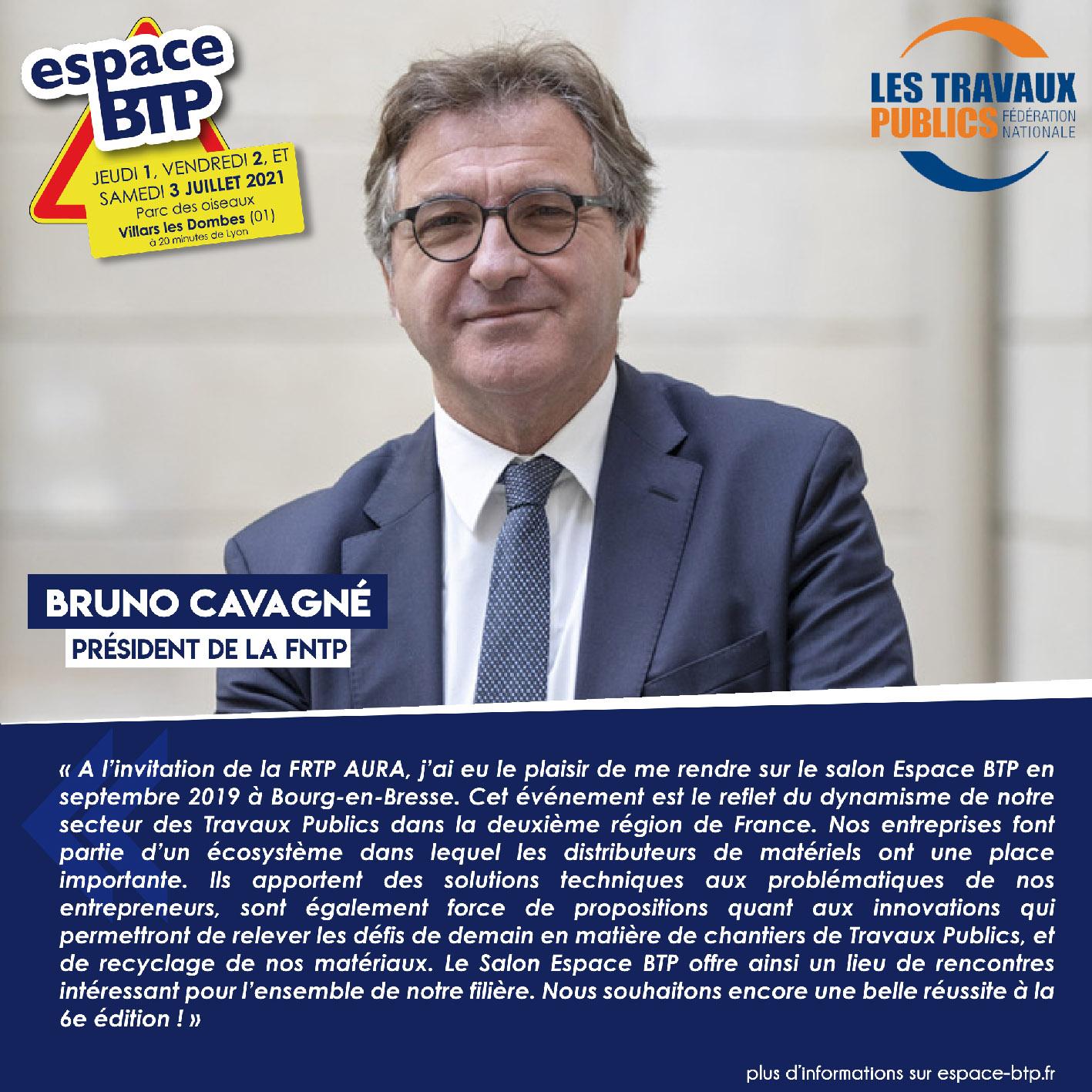 BRUNO CAVAGNE